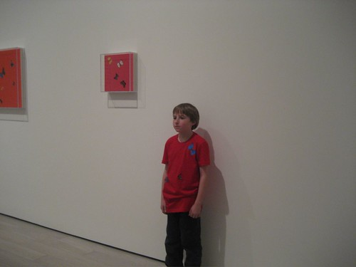 Gagosian's kid