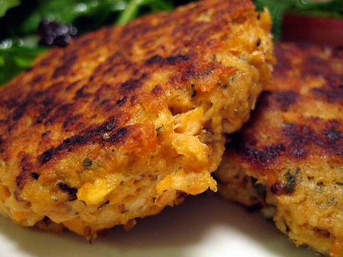 Salmon And Mackerel Cake Recipe