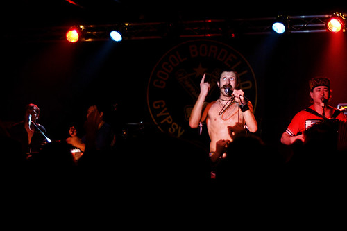 Gogol Bordello Live