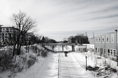 Urban Winter Landscape 5596