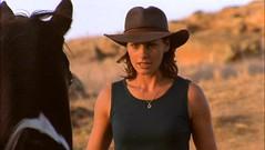 Crazy Claire McLeod faces a wild stallion