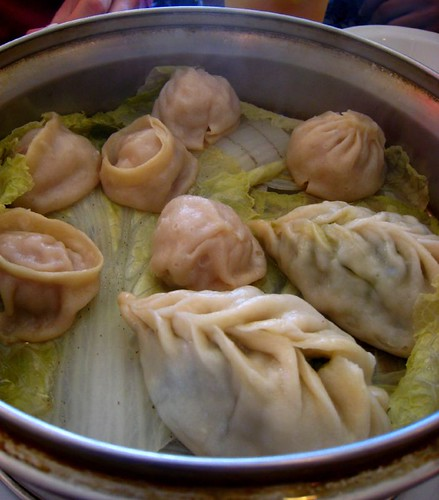 Steam Mixed Dumplings, 8/$5.95