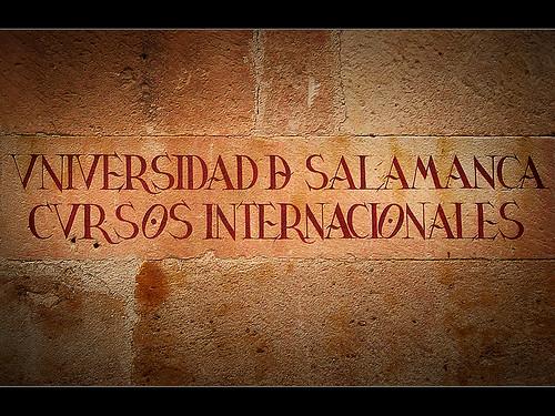 Cursos Internacionales de la Universidad de Salamanca