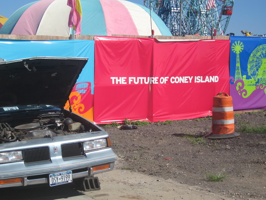 The Future of Coney Island Car