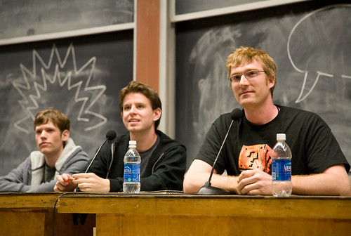 m00t, Randall Munroe & Ryan North
