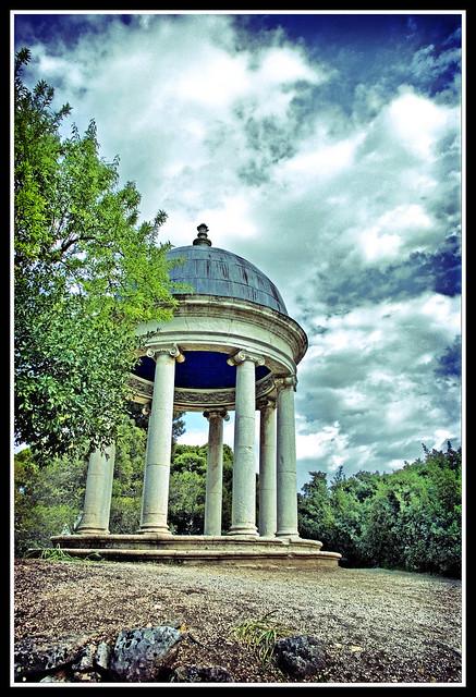 Parco del Castello di Donnafugata, Ragusa