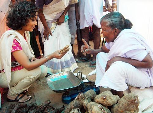 Arundhati Roy Sighting