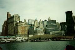 newyork manhattan worldtradecenter statueofliberty