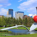 Spoonbridge and Cherry, Minneapolis Sculpture Garden