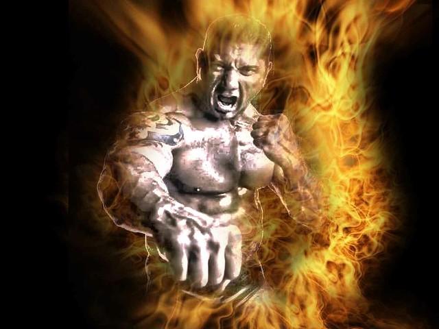 batista wallpaper wwe. WWE Batista The Animal Bomba FNSB13 فرهاد نويد ستاري بيرق. Wallpaper