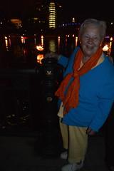 Theresa Irene Wolowski attending WaterFire in Providence RI Rhode Island USA (RYANISLAND) Tags: waterfireri waterfirerhodeisland waterfire providence providenceri providencerhodeisland barnabyevans barnaby evans rhode island rhodeisland ri rhodeislandstate newengland us usa america american rhodeislanders publicart art downtownprovidence 2015 visitprovidence goprovidence iloveri iloverhodeisland visitrhodeisland fire flames bonfire outdoorfire fireart artfire fuego llamas discoverrhodeisland visitri cityofprovidence cityofprovidenceri city