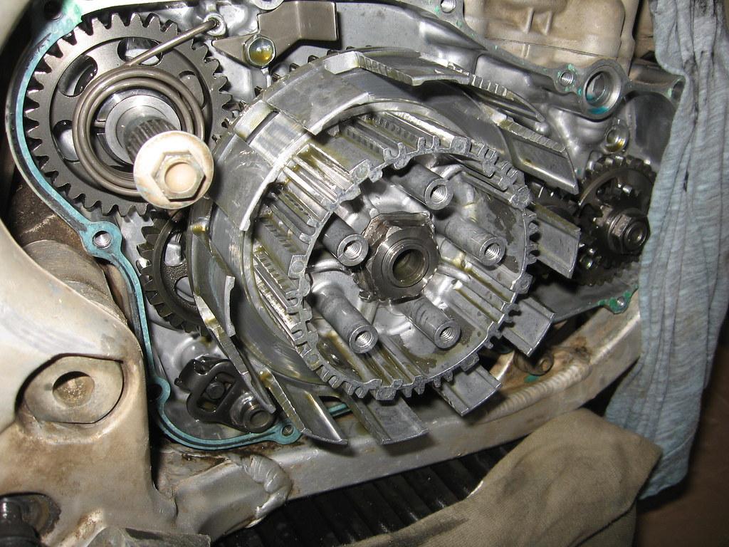 Crank Rebuild Part 2 Finally Crf's Only S. Honda. Honda Crf 450 Engine Diagram At Scoala.co