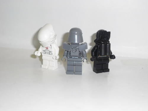 From light to darkness custom minifigs
