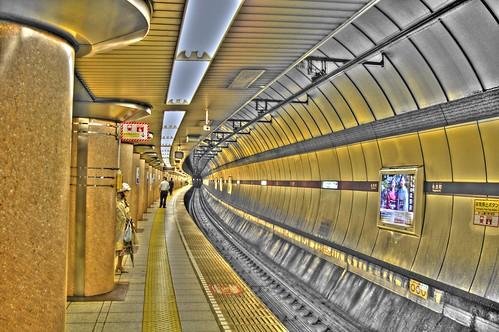 永田町駅(半蔵門線)
