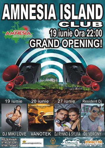 19 Iunie 2009 » Amnesia Island Club Rădăuţi