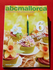 My cupcakes on a magazine cover ... (Sweet Creations Studio (by Senel)) Tags: magazine easter cupcakes spring spain stuttgart anniversary lifestyle cover sweets mallorca badenwrttemberg cupcakesisters abcmallorca sweetcreationsstudio