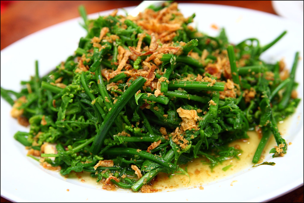 paku-vegetable
