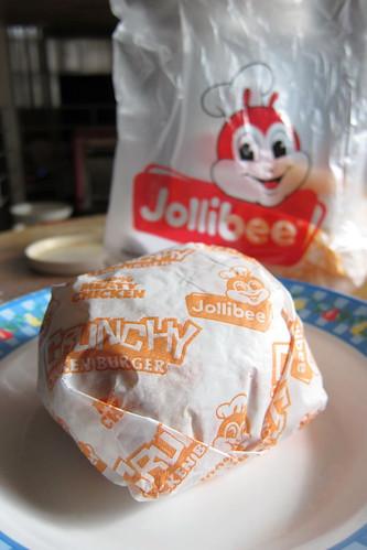 Blogging Jollibee