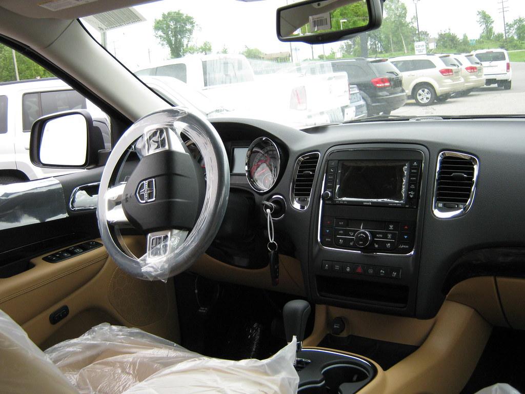 2011 Dodge Durango Citadel