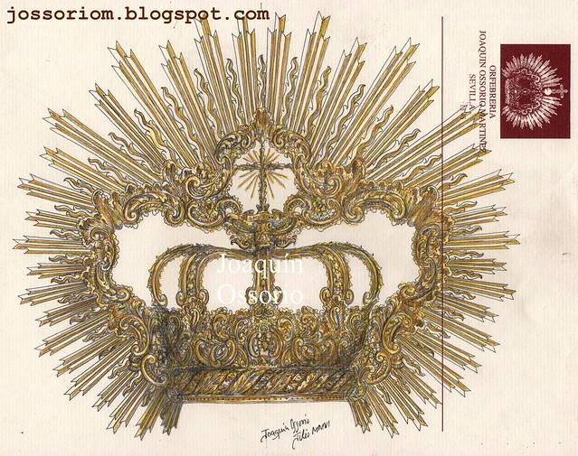 Proyecto de la Corona de Ntra. Sra. de los Dolores. Hermandad de la Vera+Cruz de Andújar