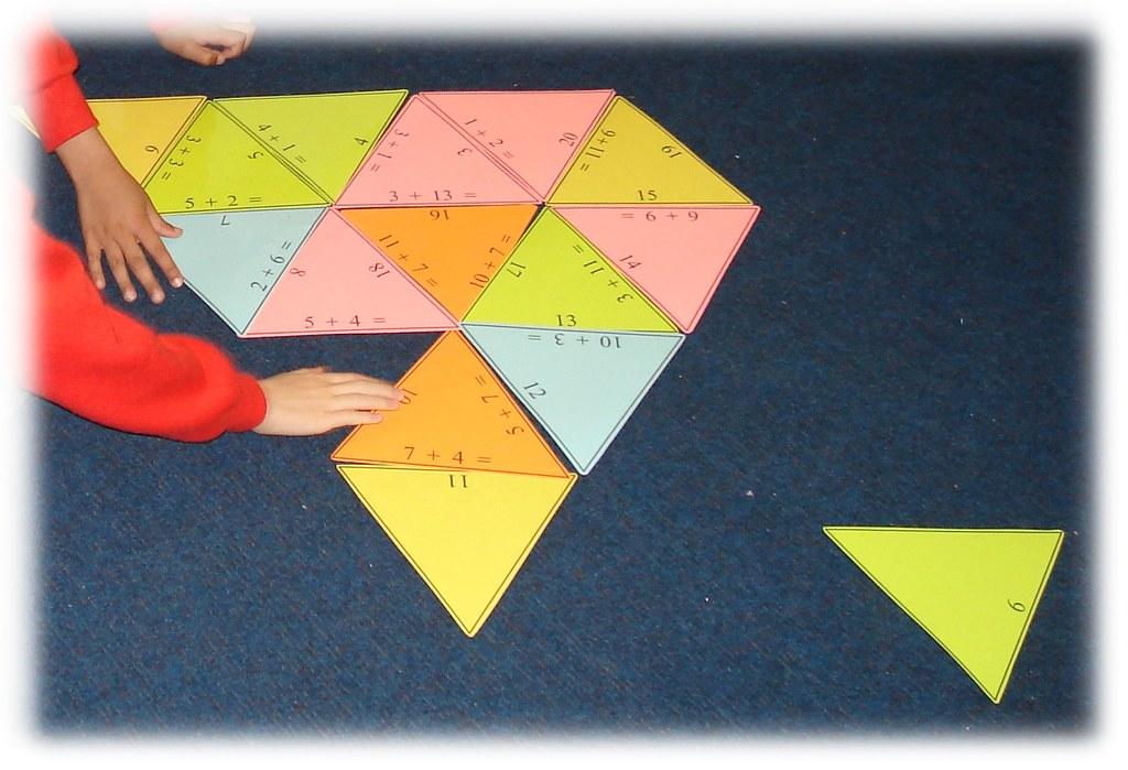 Tarsia Floor puzzle