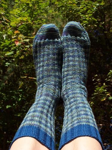 Artyarns socks