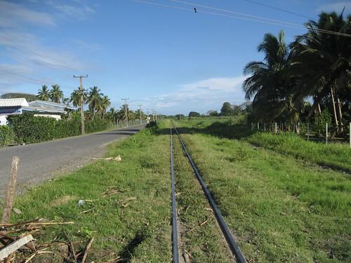 cane train tracks