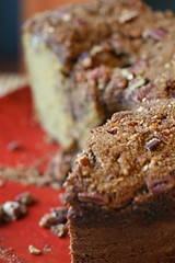 supreme pumpkin coffee cake