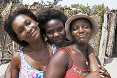 Three lovely girls