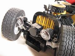 batrodfront (Proudlove) Tags: lego batman lugnutschallenge batrod ratrodchallenge
