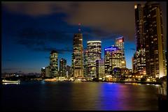 Brisbane Riverside at Dusk-07+ (Sheba_Also 11,000,000 + Views) Tags: reflections dusk brisbane