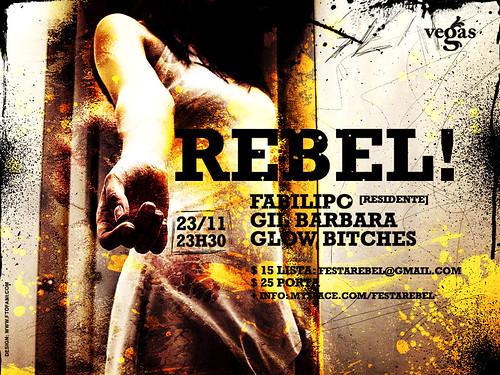rebel! novembro