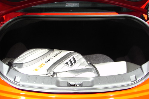 trunk volume