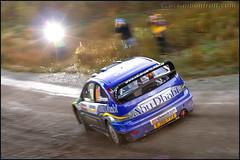 Mikko Magic! (Alex Roache) Tags: world ford wales focus rally wrc gb rs mikko shakedown hirvonen resolfen