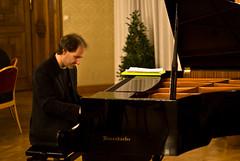 piano. (gr0uch0) Tags: vienna dinner austria wenen ismir radhaus ismir2007 wappensaal