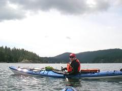 IMGP6017 (spuzzum42) Tags: kayak victoria kayaking brentwoodbay todinlet