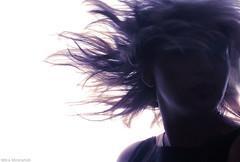 wind  2 (Mitra Mirshahidi-) Tags: portrait black girl hair wind explore breathtaking   abigfave  diamondclassphotographer