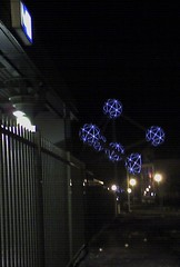 Atomium lighted at night, seen from Heysel - Heizel Métro station, Brussels, Belgium (historic.brussels) Tags: from brussels usa history tourism les book us photo site europe european foto unitedstates belgium belgique metro photos dr refugee political métro belgië eu bruxelles places visit tourist fotos leslie 1958 historical writer bruselas sight author brüssel brussel atomium sights journalist dissident sites belgien sachs bélgica heizel heysel 比利时 布鲁塞尔 brusselsmetro métrobruxelles heyselmetro heizelmetro brusselmetro brüsselmetro heyselmétro