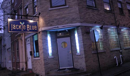 Jackie Blue Restaurant Exterior Design by Briobranding