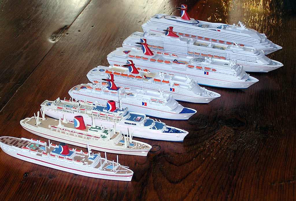 Carnival Ship Models  Cruise Critic Message Board Forums