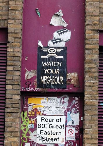Watch Your Neighbour