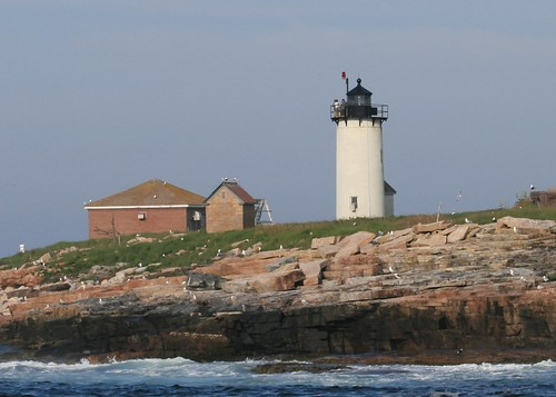 Lighthouse on Great Duck Island