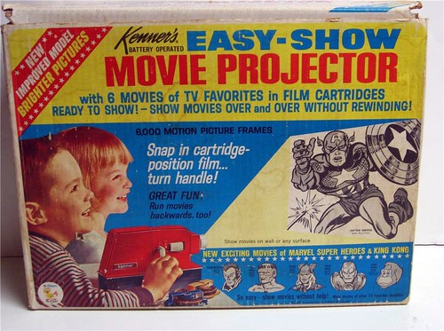 MOVIE PROJECTOR FOR KIDS
