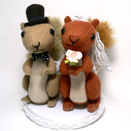 SQUIRRELS WEDDINGS