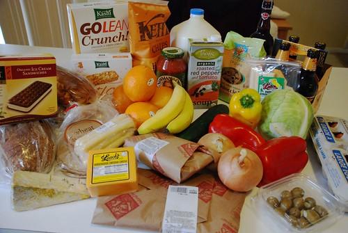 What We Eat: Week 5 February 2008