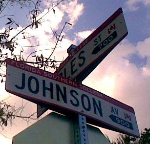 Charles & Johnson
