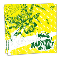 on faieeer (t r e s k a) Tags: fire ant revista babylon mag hormiga treska findemundo