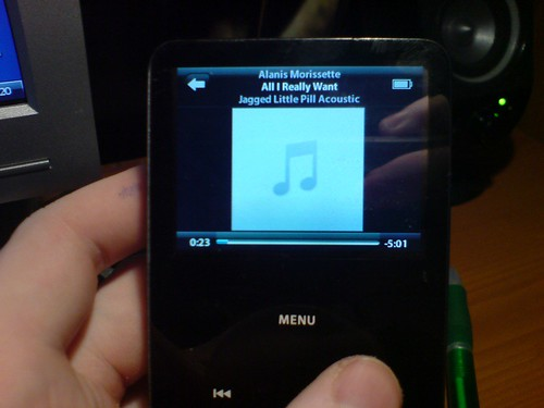 ipod touch 5gen. No Album Art (iPod Touch 5G)