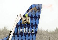 Aircraft De-Icing. SWF. Feb. 2008