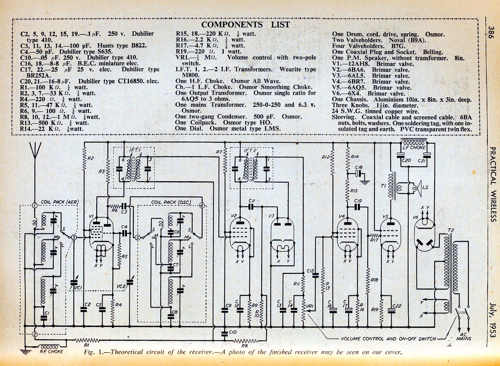 the world s best photos of radio and schematic flickr hive mind rh hiveminer com